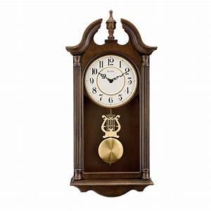 Bulova Saybrook Chiming Wall Clock C1517
