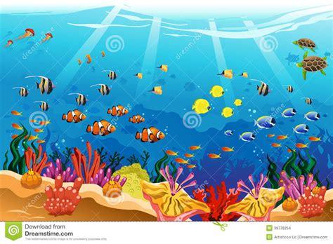 Underwater Clipart Marine Cliparts