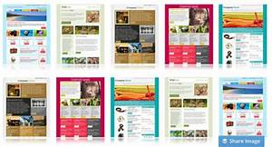 223 free responsive email templates for Free online newsletter templates for email