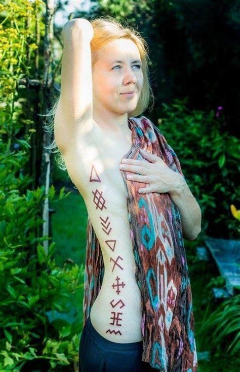 latvian ethnic tattoos