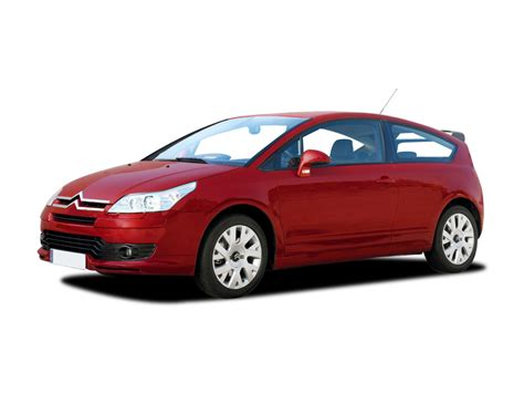 Citroen C4 Coupe 1.6 Hdi Vtr. Photos And Comments. Www