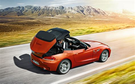 2014 Bmw Z4 Xdrive 35is Overview & Price