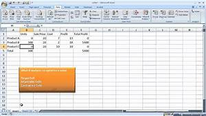 Use The Excel Solver Tool