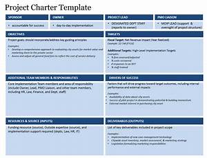 case study atlanta39s blue ribbon commission on waste With program charter template