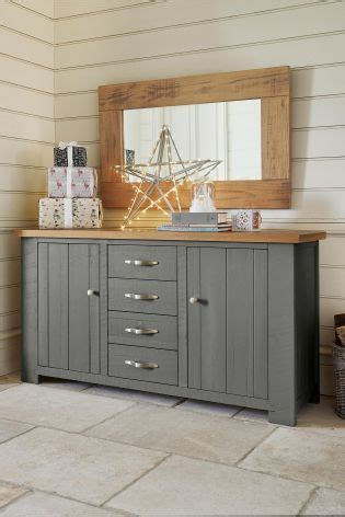 Next Home Sideboards hartford 174 grey sideboard from next next home interiors