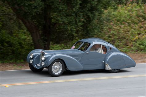 Bugatti Type 57 SC Atlantic Coupe (s/n 57473 - 2010 Pebble ...
