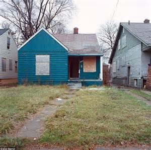 Dilapidated Houses Detroit