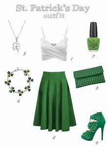 Cute & Chic St Patricks Day Outfit (1) | VIVID'S