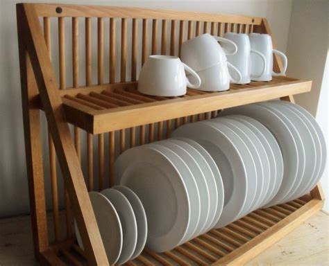 reserved for a oak plate rack vintage wooden plate storage