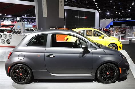 Fiat Abarth Specs by 2014 Fiat 500 Abarth Concept Specs