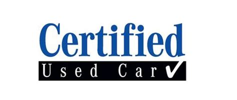 certified  car