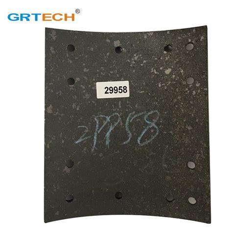 china  asbestos brake lining manufacturers