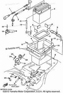 Yamaha Waverunner 1995 Oem Parts Diagram For Electrical