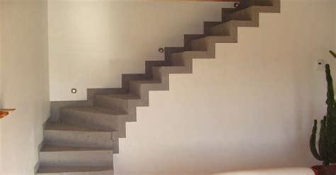 protection bureau verre appliquer du béton ciré sur un escalier maison
