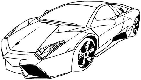 Race Car Coloring Pages For Kids at GetDrawings Free