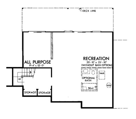 kitchen design autocad amethyst modern home plan 072d 1094 house plans and more 1094