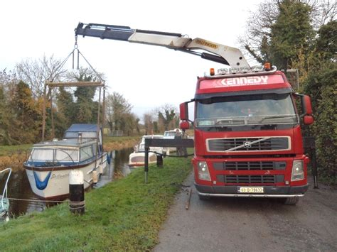 Kennedy Boat Transport haulage contractor boat transport kennedy haulage haulier