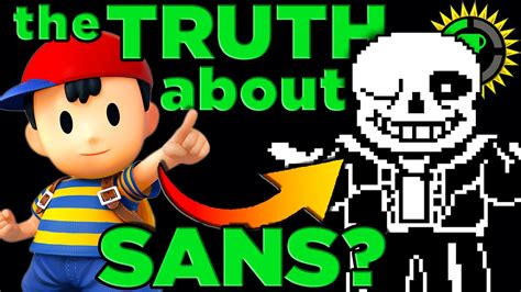 The Truth About Sans / Sans Is Ness