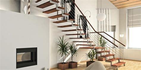escalier et design de l espace d une maison