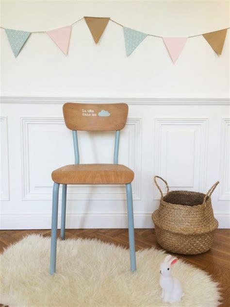 chaise d écolier 17 meilleures idées à propos de chaise ecolier sur