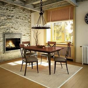Teppich Für Essbereich : esszimmer einrichten inspirierende ideen f r das ~ Michelbontemps.com Haus und Dekorationen