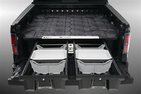 new product decked dodge ram truck bed organizer