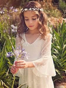 Robe Boheme Fille : flower girl dresses 2019 cheap flower girl dresses toddler flower girl dresses 2019 girls ~ Melissatoandfro.com Idées de Décoration