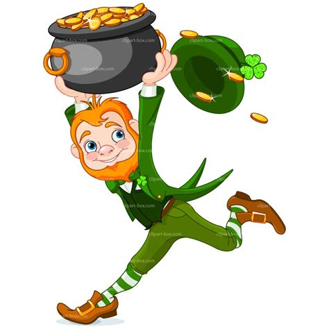 Leprechaun Clip Clipart Leprechaun Pencil And In Color