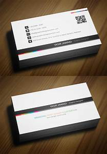 Free business cards psd templates print ready design for Free professional business card templates