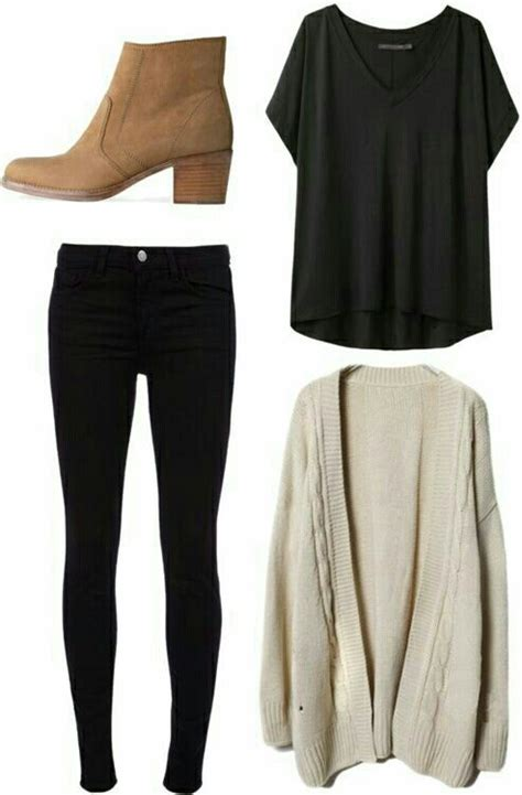 17+ ideas about Basic Outfits on Pinterest | Simple ...