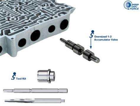 4t65e Apply Clutch Diagram by 4t65e Transmission Oversized 1 2 Accumulator Valve Kit
