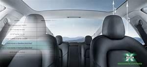 Tesla Model 3 Interior Dimensions Comparison