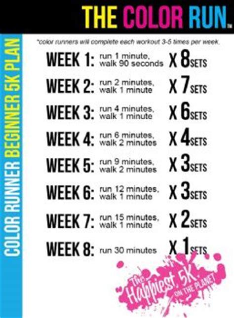color run schedule 5k the color run