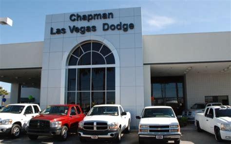 Chapman Dodge
