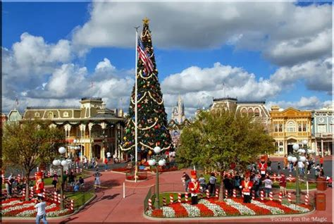 485 Best Disney World Christmas Images On Pinterest  Disney Holidays, Disney Travel And Merry