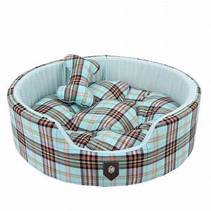 classic preppy dog bed blue cute beds for small dogs at With blue dog furniture