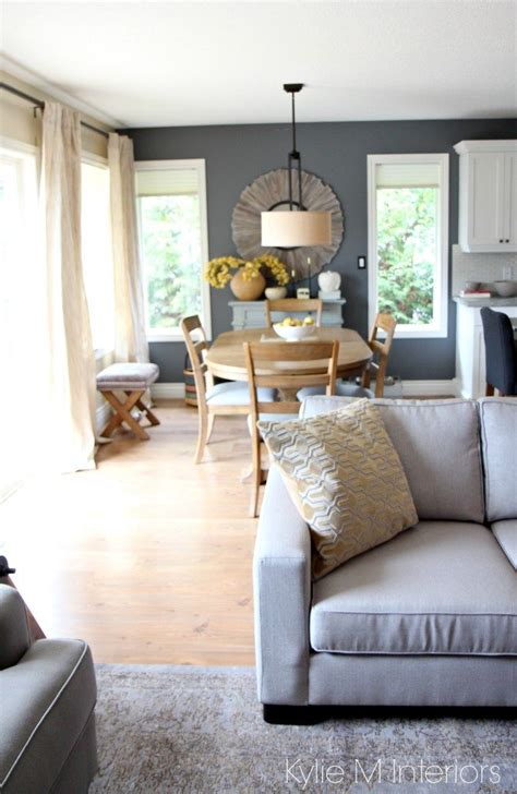 4905 modern grey living room modern country or farmhouse style open concept dining room