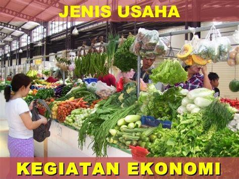 Penyelam (tradisional) yang mencari teripang. Jenis Usaha dan Kegiatan Ekonomi di Indonesia - Future404