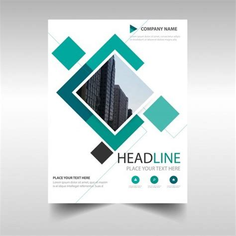 Report Cover Graphic Templates