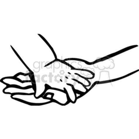 royalty  black  white adult holding  childs hand