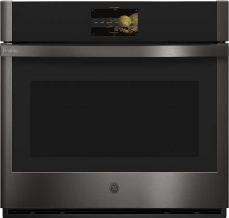 ptsbnts ge  profile series built  single wall oven  air fry  true european