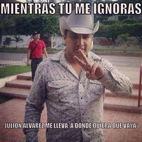 Mientras tu me ignoras My BabyJulion Alvarez Pinterest