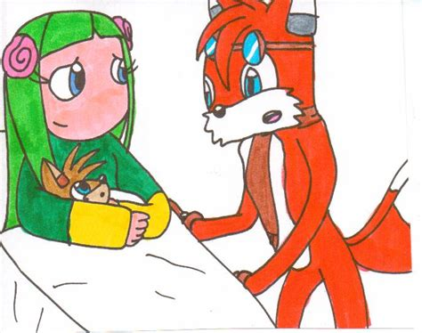 'meet Your Son, Tails.' By Cmara On Deviantart