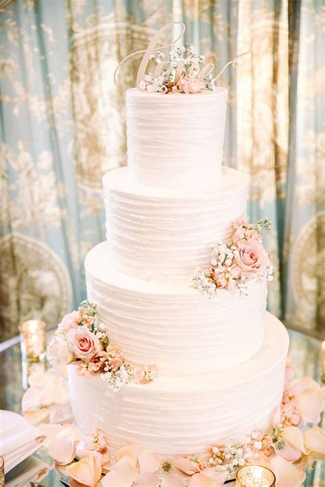 30 Beautiful Wedding Cakes The Best From Pinterest Cool