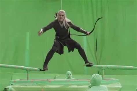 orlando bloom hobbit barrel scene   scenes dvd