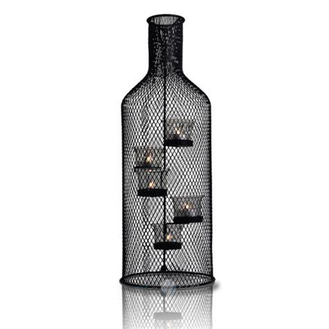 Kerzenhalter Für Flaschen by Flaschen Teelichthalter Kerzenhalter Glas Kerzenst 228 Nder