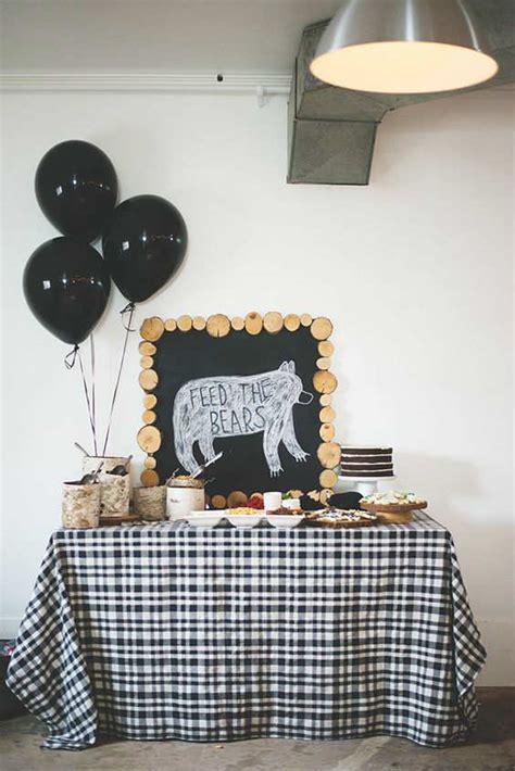 10 1st birthday party ideas for boys tinyme 10 cool c party ideas tinyme