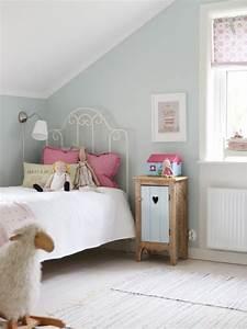 decorer une chambre d39enfant mansardee joli place With decorer une chambre mansardee