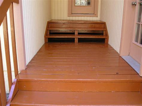 Deck Refinishing Paint
