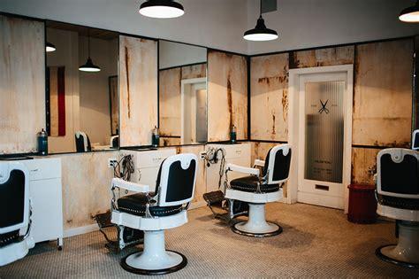 Modern Barber Shop Design Ideas image gallery modern barber shop